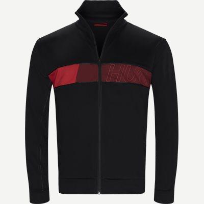 Dalais Sweatshirt Regular | Dalais Sweatshirt | Sort
