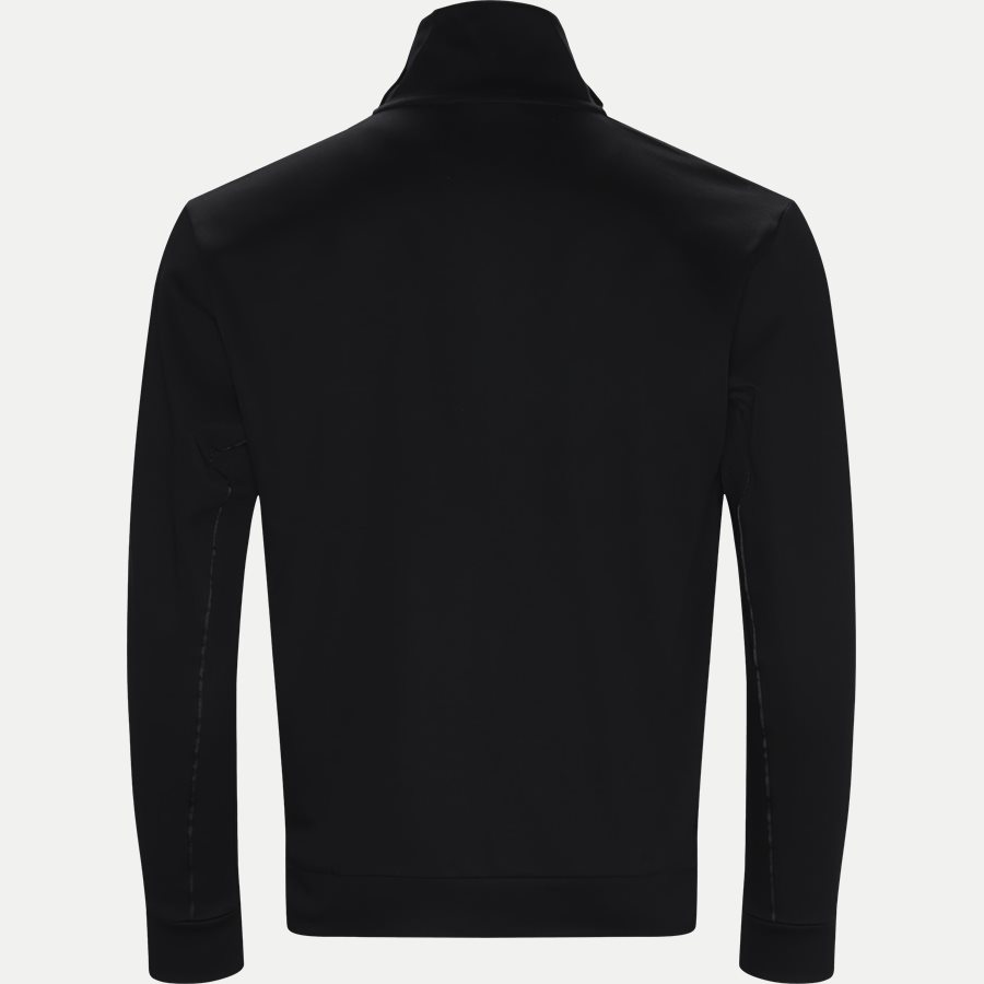 50405942 DELAIS - Dalais Sweatshirt - Sweatshirts - Regular - SORT - 2