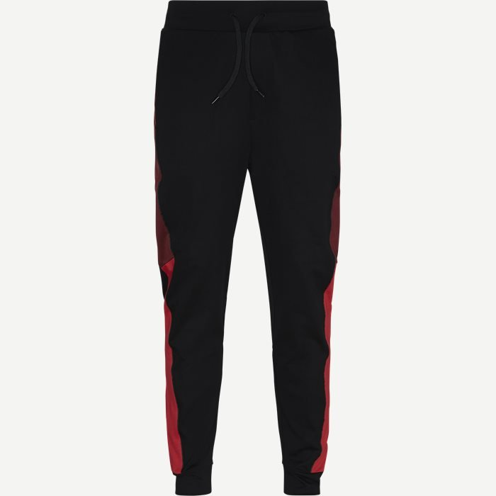 Devry Sweatpants - Bukser - Regular - Sort