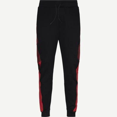 Devry Sweatpants Regular | Devry Sweatpants | Sort