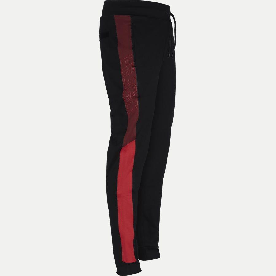 50405920 DEVRY - Devry Sweatpants - Bukser - Regular - SORT - 4