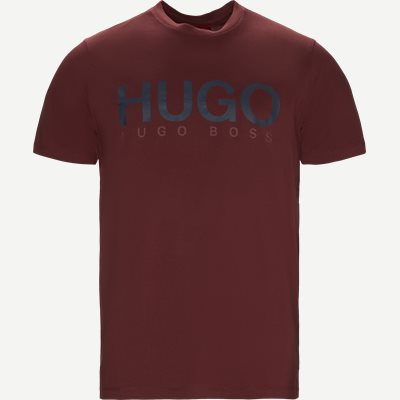 Dolivo-U3 T-shirt Regular | Dolivo-U3 T-shirt | Bordeaux