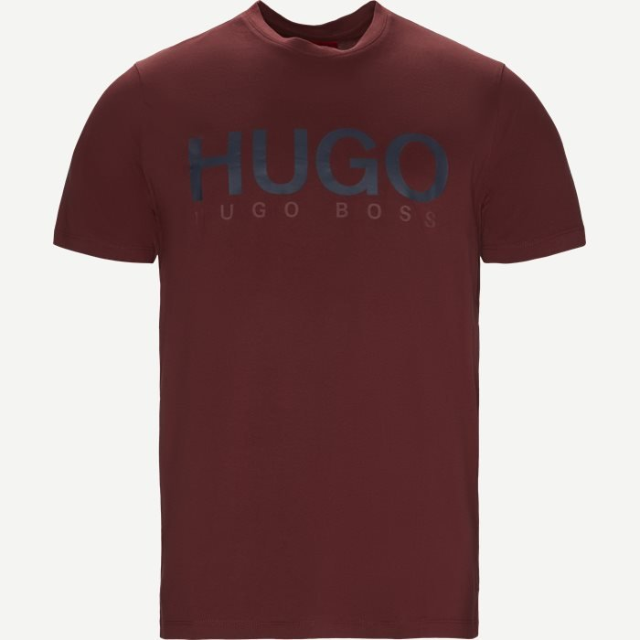 Dolivo-U3 T-shirt - T-shirts - Regular - Bordeaux