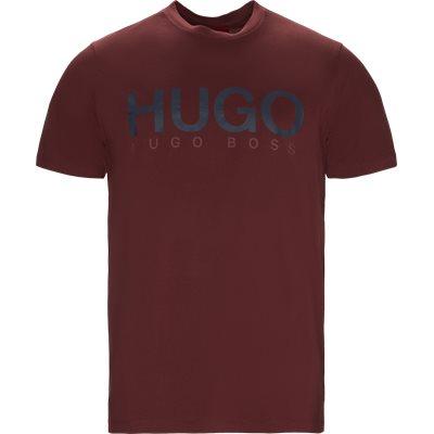 Regular | T-Shirts | Weinrot