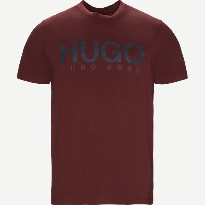 Dolivo-U3 T-shirt - T-shirts - Regular - Bordeaux
