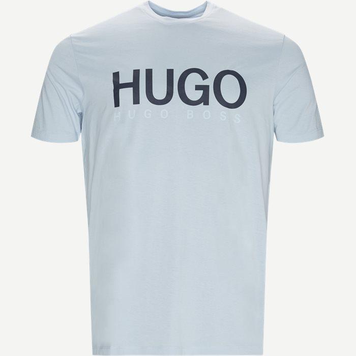 Dolivo-U3 T-shirt - T-shirts - Regular - Blå