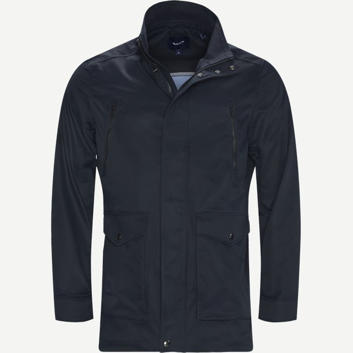 The Comfort Avenue Jacket - Jakker - Regular - Blå