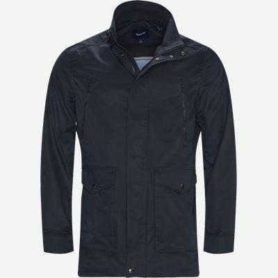 The Comfort Avenue Jacket Regular | The Comfort Avenue Jacket | Blå