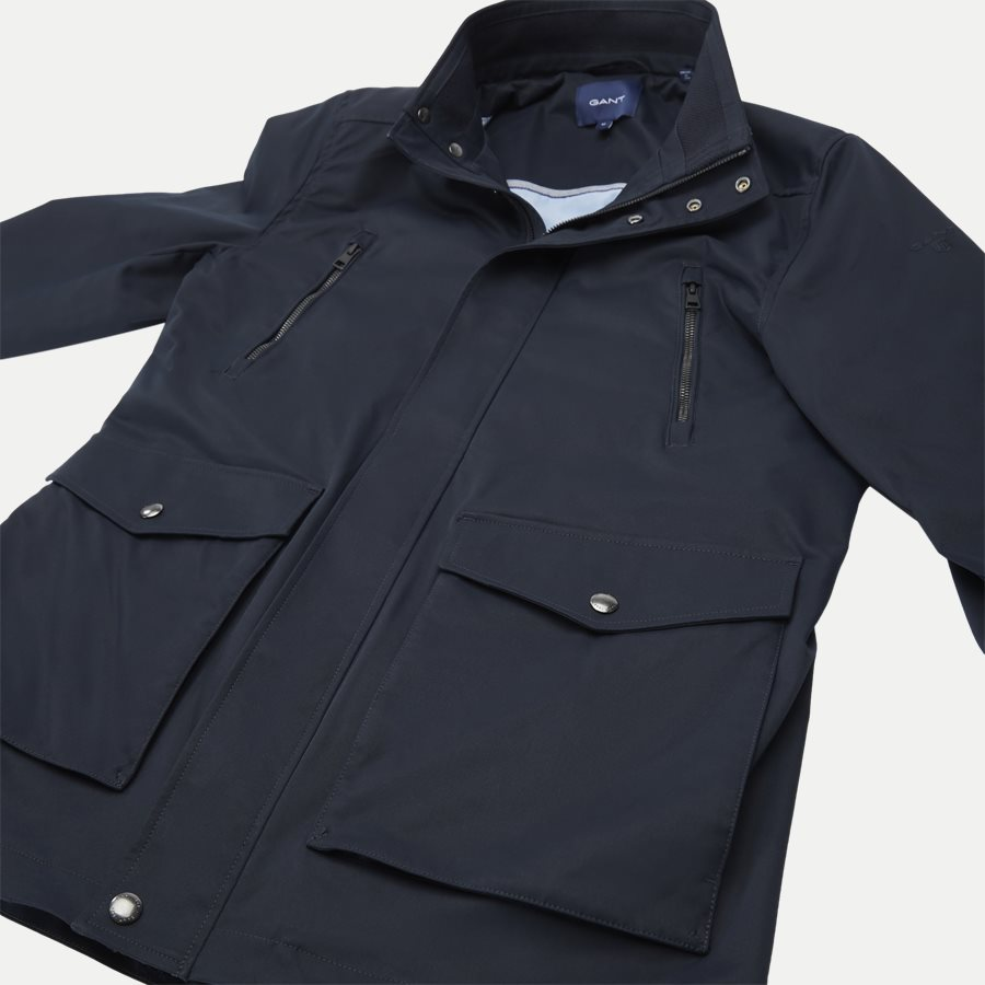 7001562 O1 THE COMFORT AVENUE JACKET - The Comfort Avenue Jacket - Jakker - Regular - NAVY - 6
