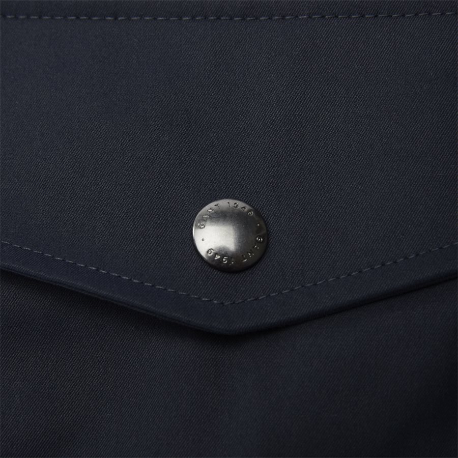 7001562 O1 THE COMFORT AVENUE JACKET - The Comfort Avenue Jacket - Jakker - Regular - NAVY - 7