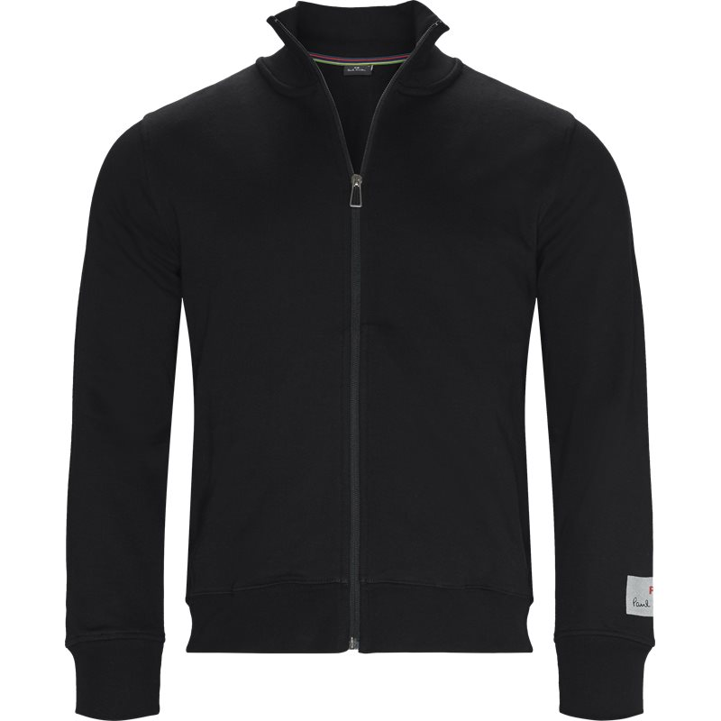 Billede af PS by Paul Smith Regular fit 136T A20242 Sweatshirts Black