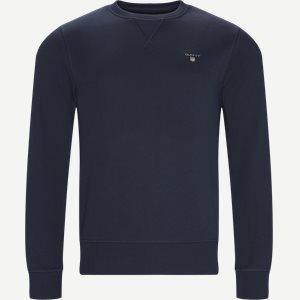 Original Crew Neck Sweatshirt Regular | Original Crew Neck Sweatshirt | Blå