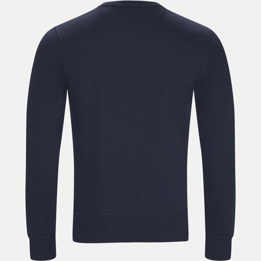 2046010 THE ORIGINAL C-NECK - Original Crew Neck Sweatshirt - Sweatshirts - Regular - NAVY - 2