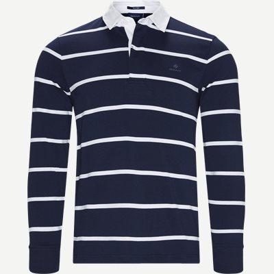 TP Heavy Rugger Polo T-shirt Regular | TP Heavy Rugger Polo T-shirt | Blå