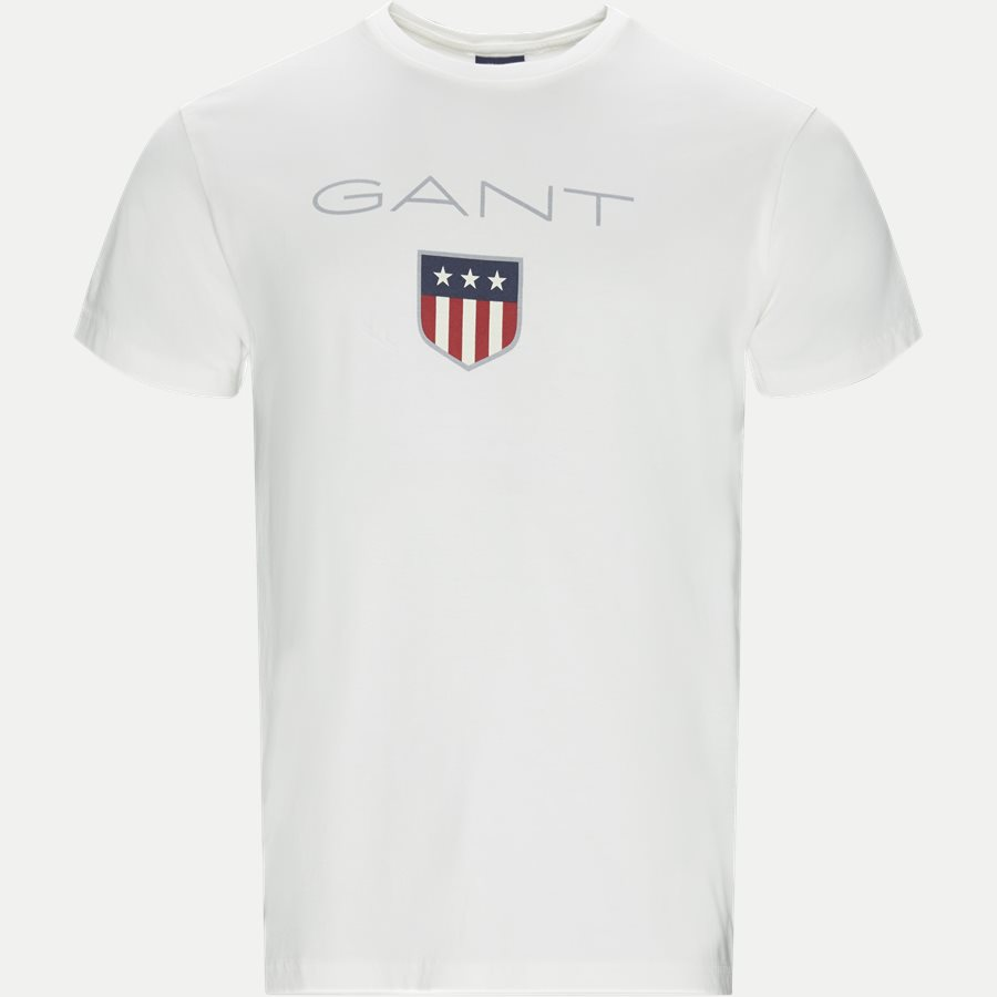 2003023 O1 SHIELD SS - Shield SS T-shirt - T-shirts - Regular - HVID - 1