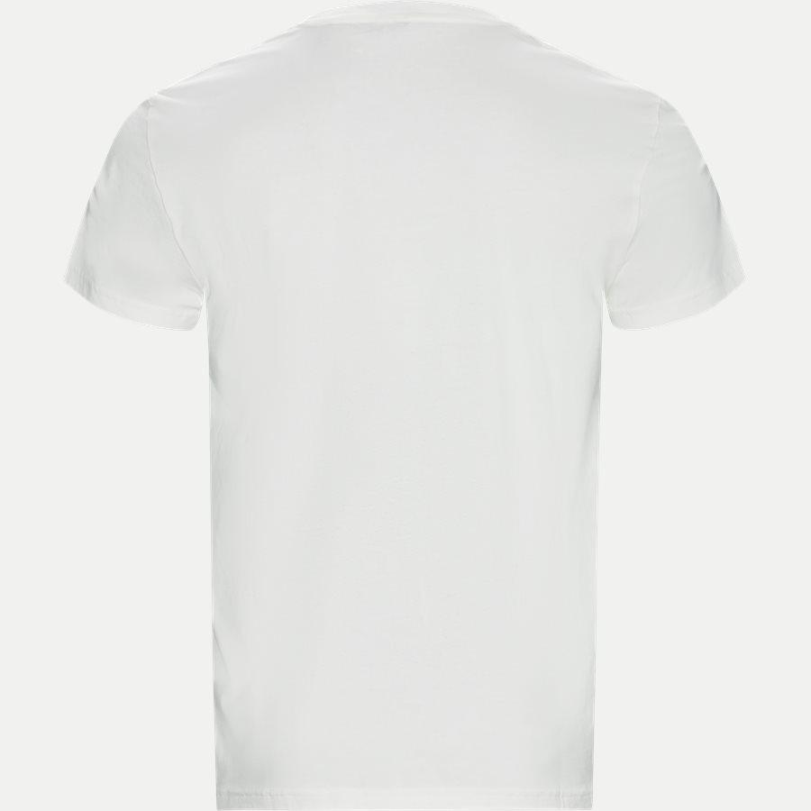 2003023 O1 SHIELD SS - Shield SS T-shirt - T-shirts - Regular - HVID - 2