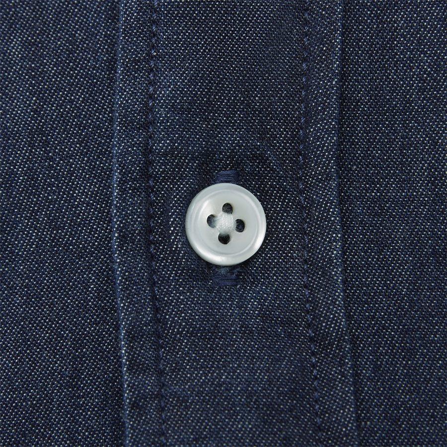 3040522 THE INDIGO SLIM BD - The Indigo Slim BD Skjorte - Skjorter - Slim - DENIM - 4
