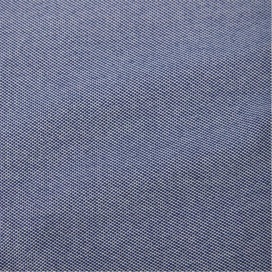 3002562 D1 PIQUE SOLID SLIM - TP Pique Solid Slim BD Skjorte - Skjorter - Slim - BLÅ - 5