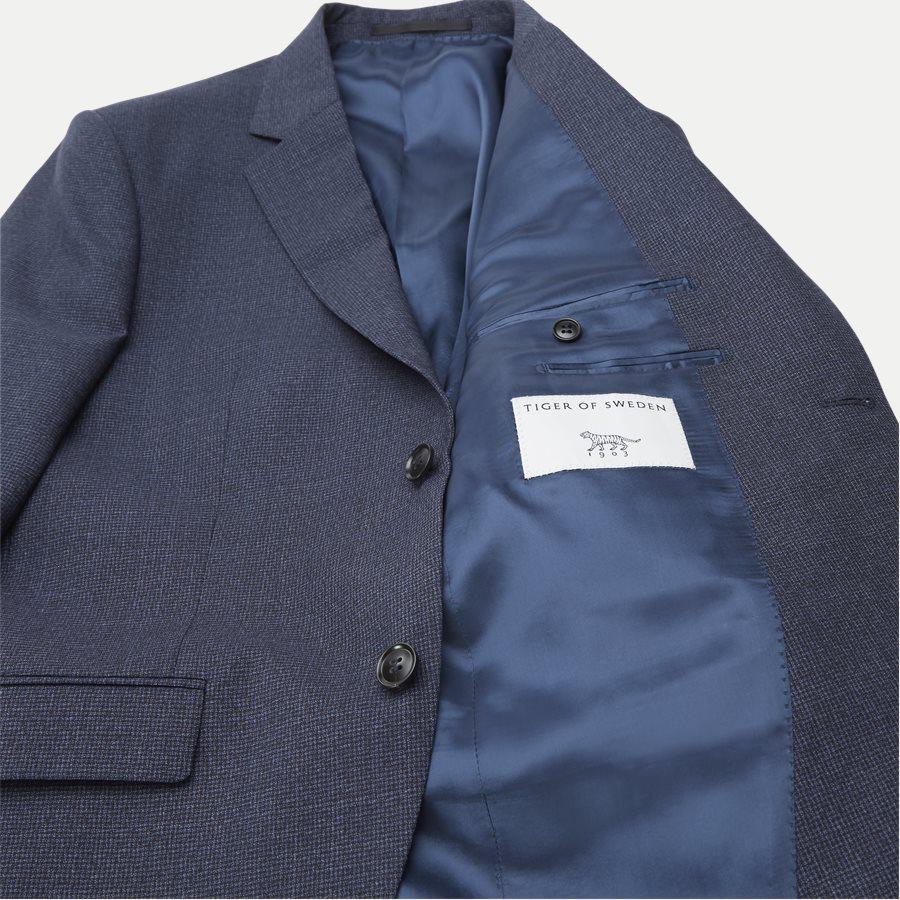 66525 JAMONTE - Jamonte Blazer - Blazer - Slim - NAVY - 7