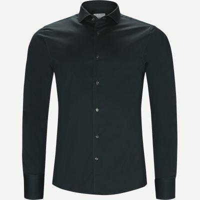 Farrell5 Skjorte Slim | Farrell5 Skjorte | Grøn