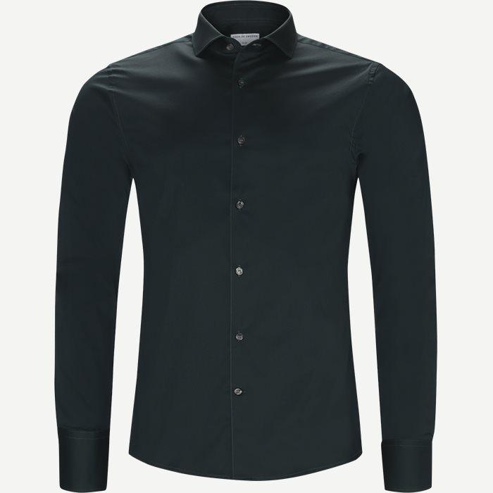 Farrell5 Skjorte - Skjorter - Slim - Grøn