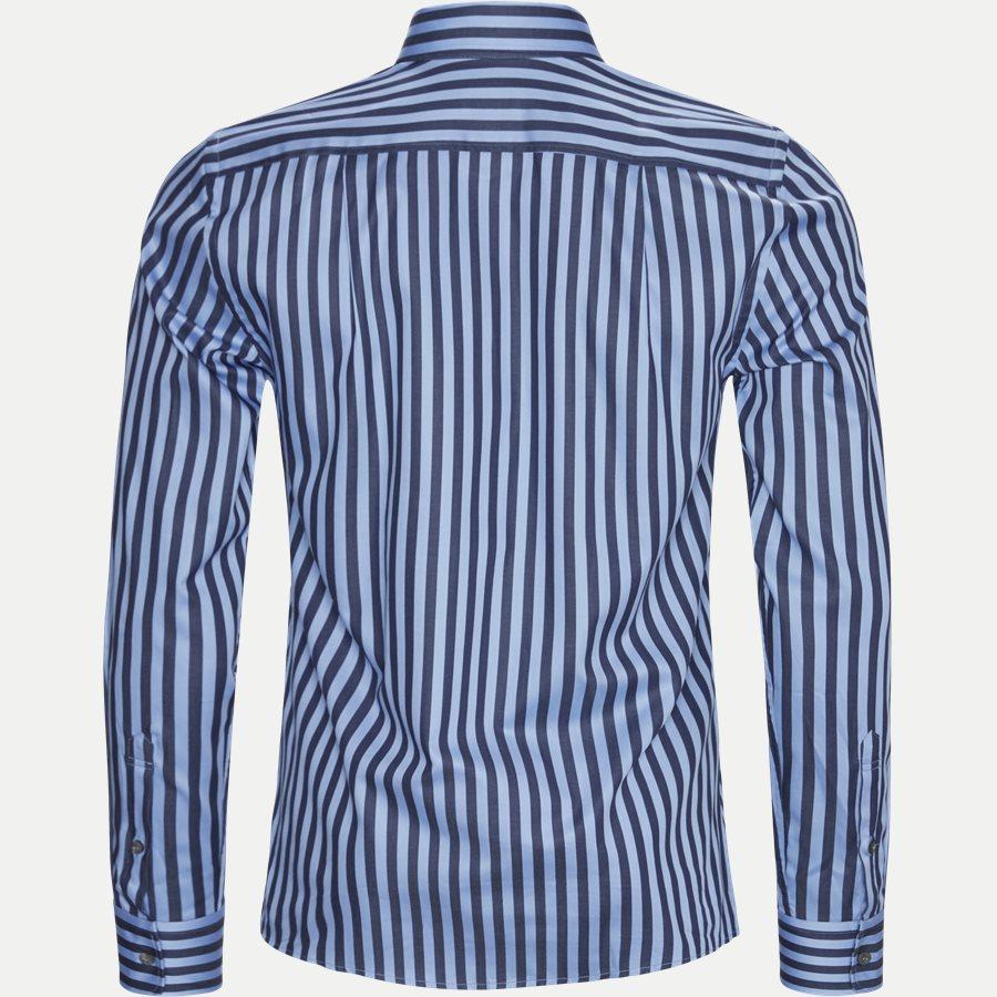 66660 FABLO - Fablo Skjorte - Skjorter - Slim - BLÅ - 2