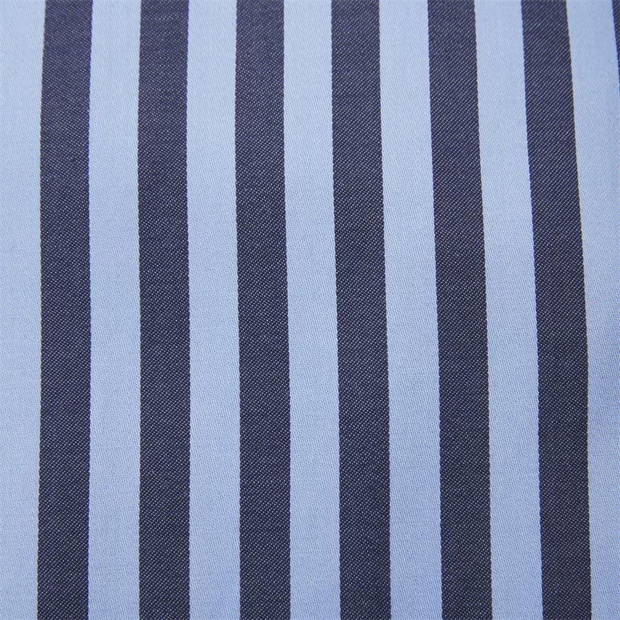 66660 FABLO - Fablo Skjorte - Skjorter - Slim - BLÅ - 4
