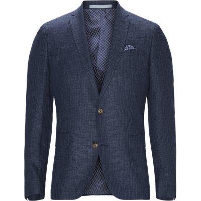 Hopsack Delave Star/Sherman Blazer Hopsack Delave Star/Sherman Blazer | Blå