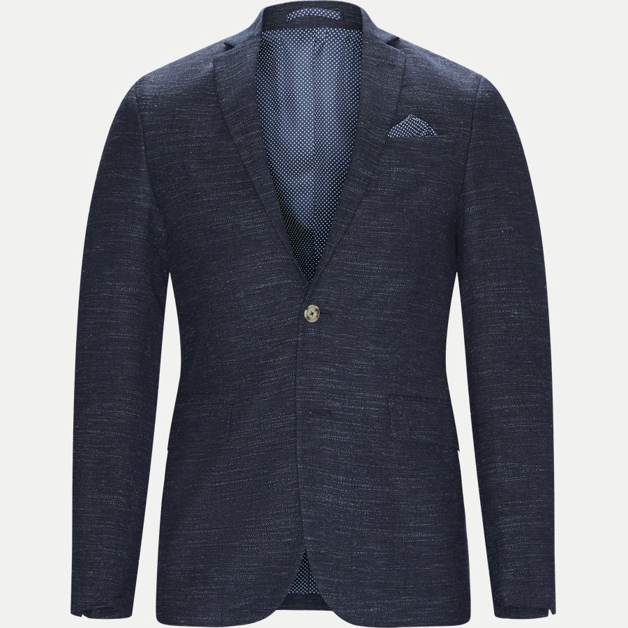 6158 STAR/SHERMAN - 6158 Star/Sherman Blazer - Blazer - NAVY - 1