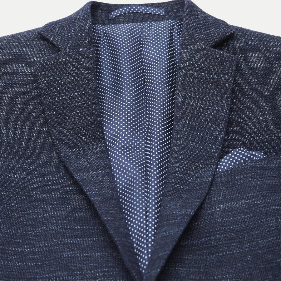 6158 STAR/SHERMAN - 6158 Star/Sherman Blazer - Blazer - NAVY - 3