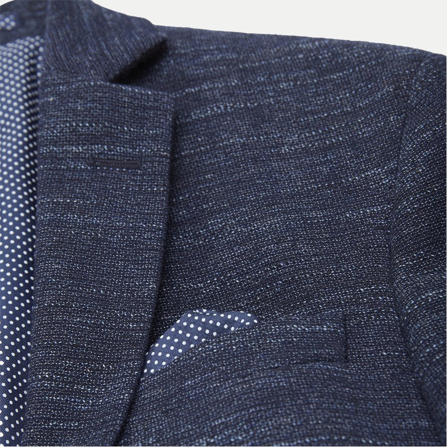 6158 STAR/SHERMAN - 6158 Star/Sherman Blazer - Blazer - NAVY - 4