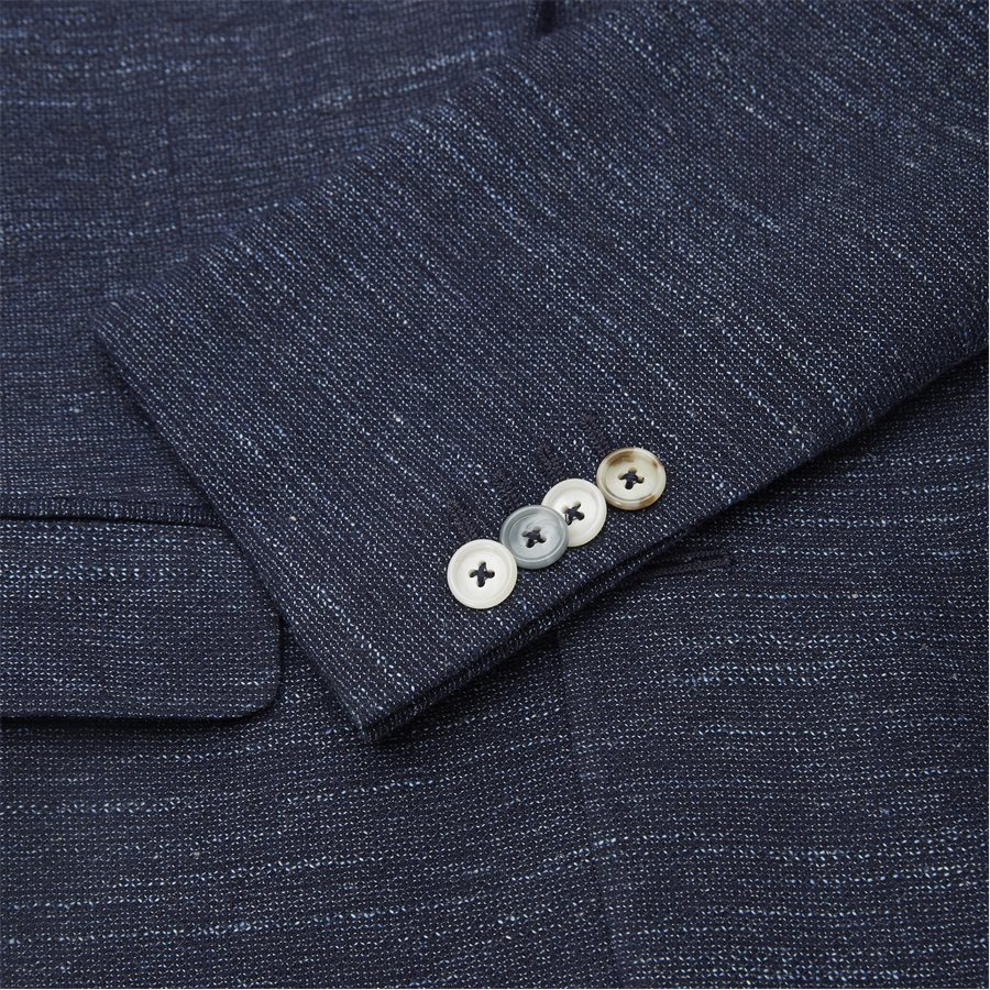 6158 STAR/SHERMAN - 6158 Star/Sherman Blazer - Blazer - NAVY - 7