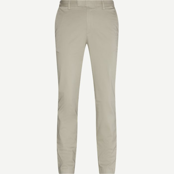 Suede Touch Paul Chino - Trousers - Sand