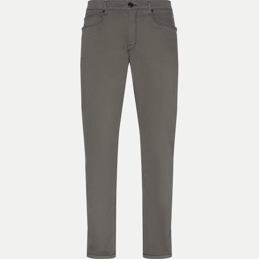 SUEDE TOUCH. BURTON N - Suede Touch Burton N - Jeans - Regular - GRÅ - 1