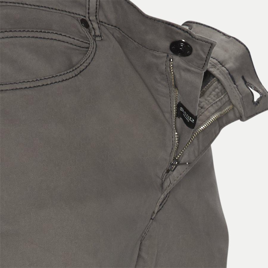 SUEDE TOUCH. BURTON N - Suede Touch Burton N - Jeans - Regular - GRÅ - 4