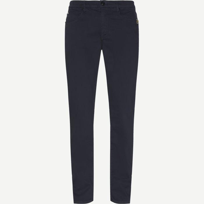 Suede Touch Burton N - Jeans - Regular - Blå