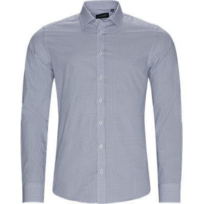8151 Iver/State Skjorte 8151 Iver/State Skjorte | Blå