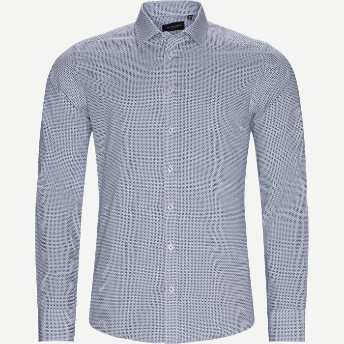 8151 Iver/State Skjorte - Skjorter - Blå