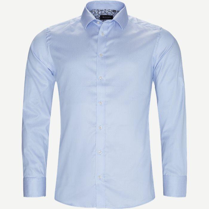 8138 Iver/State Skjorte - Skjorter - Blå