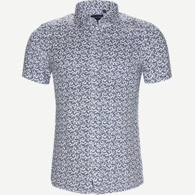 Kurzärmlige Hemden | Weiß