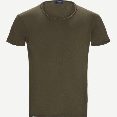 Brad O T-shirt Casual fit | Brad O T-shirt | Army