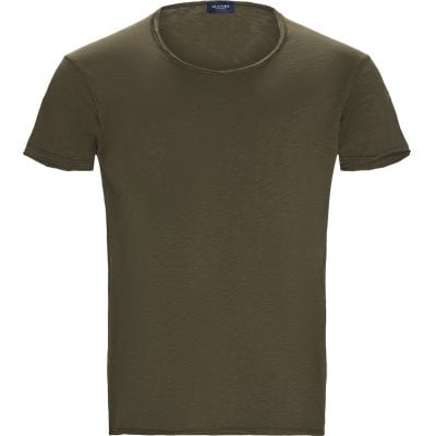 Brad O T-shirt Casual fit | Brad O T-shirt | Army