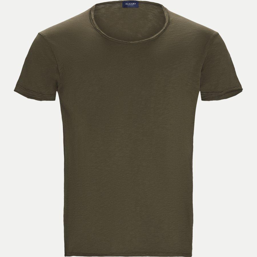 4829 BRAD O - Brad O T-shirt - T-shirts - Casual fit - OLIVEN - 1