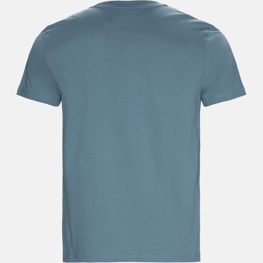 011R AP1064 - T-shirts - Regular fit - AQUA - 2