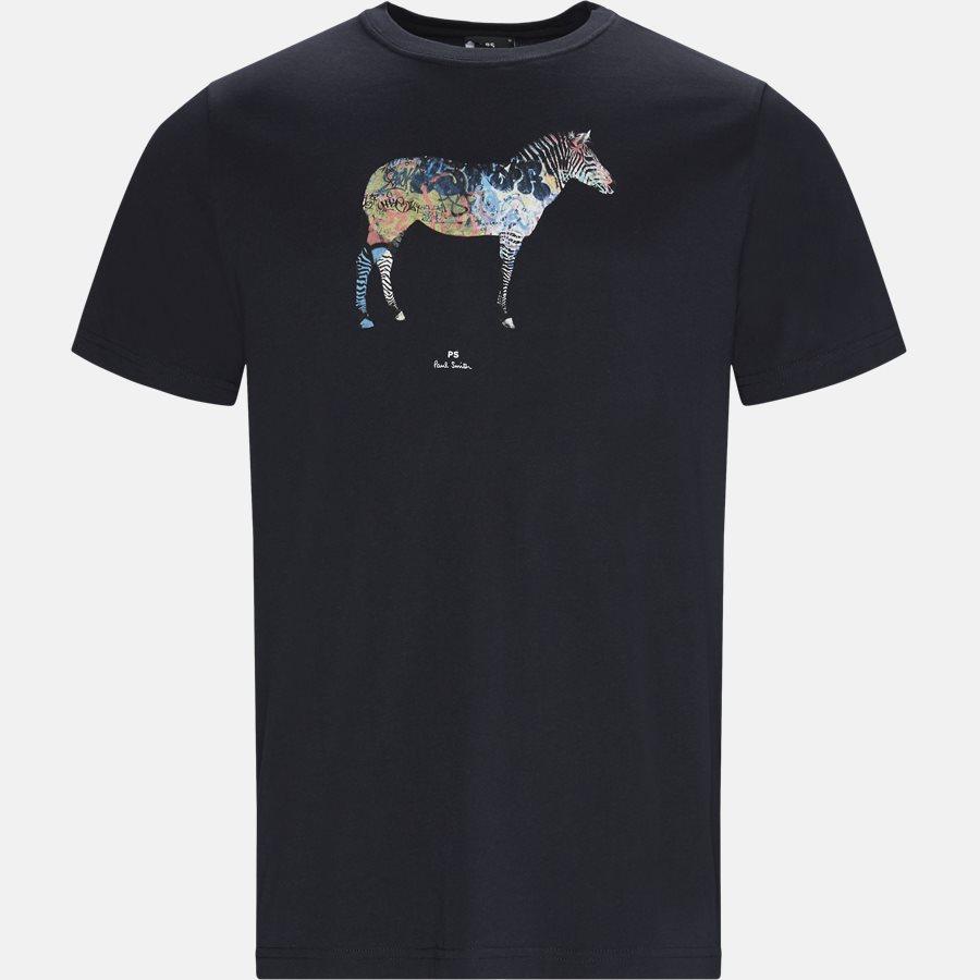011R AP1064 - T-shirts - Regular fit - NAVY - 1