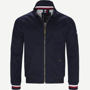 Icon Harrington Vindjakke Regular | Icon Harrington Vindjakke | Blå