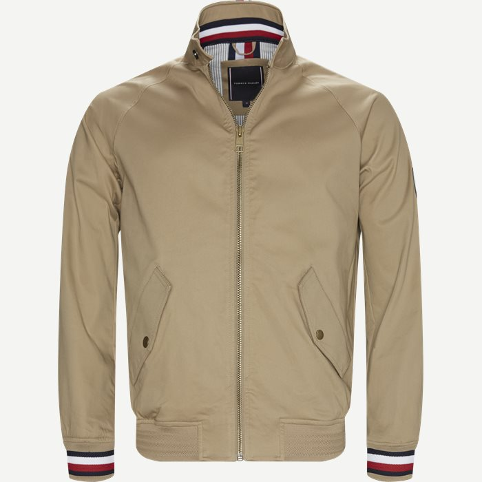 Icon Harrington Vindjakke - Jakker - Regular - Sand