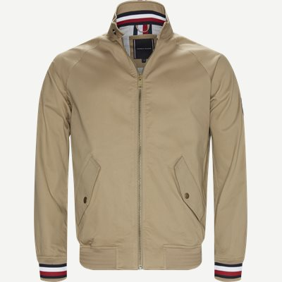 Icon Harrington Vindjakke Regular | Icon Harrington Vindjakke | Sand