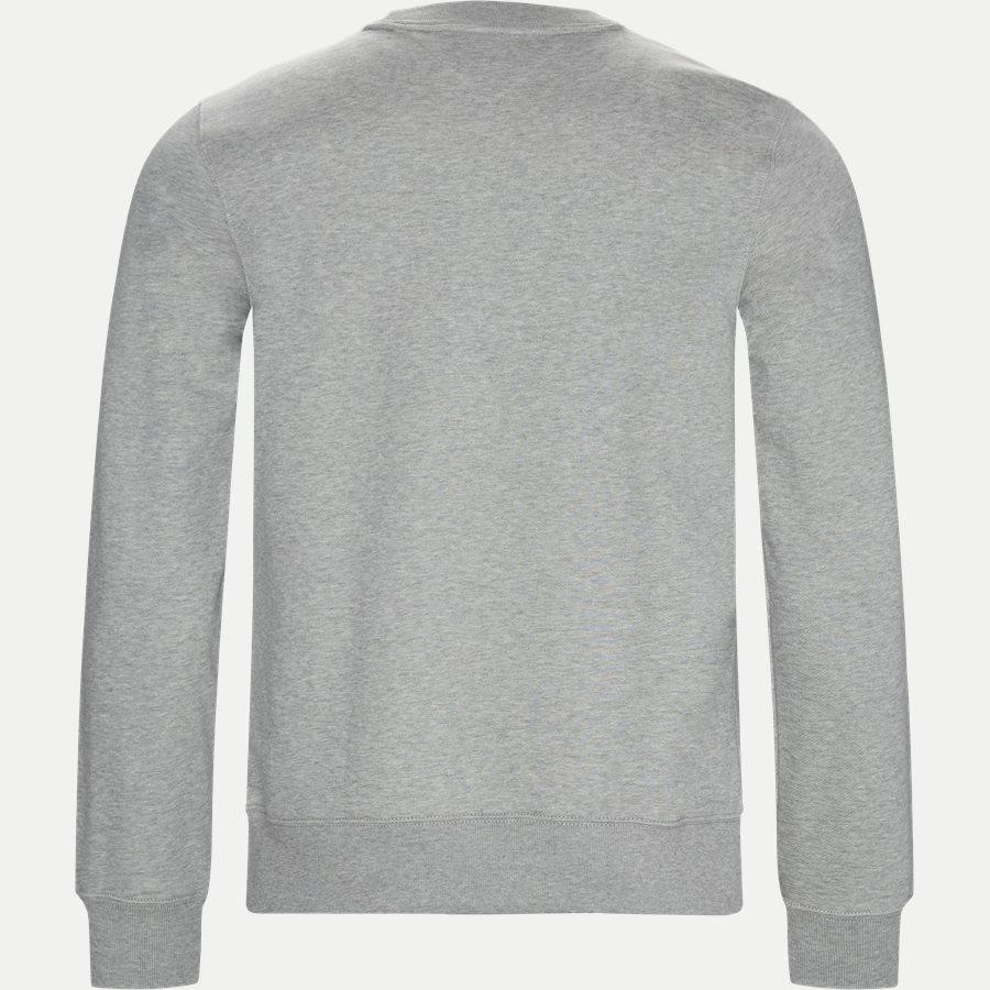 ICON MINI BADGE SWEATSHIRT - Icon Mini Badge Sweatshirt - Sweatshirts - Regular - GRÅ - 2
