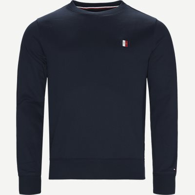Regular | Sweatshirts | Blau